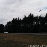 Winds at takeoff from Brookline