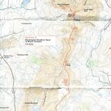 Monadnock Sunapee Greenway Trail Club map