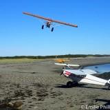 Beach landings
