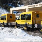 Snow coaches