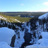 View from Gibbon Falls.