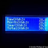 28.8 kWh produced so far.
