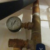 Final pressure -- 25 PSI