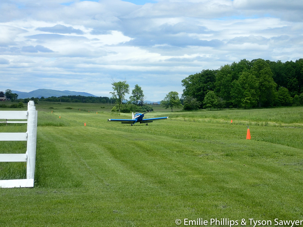 Upstate NY Where the Grass is Green – A Family Adventure