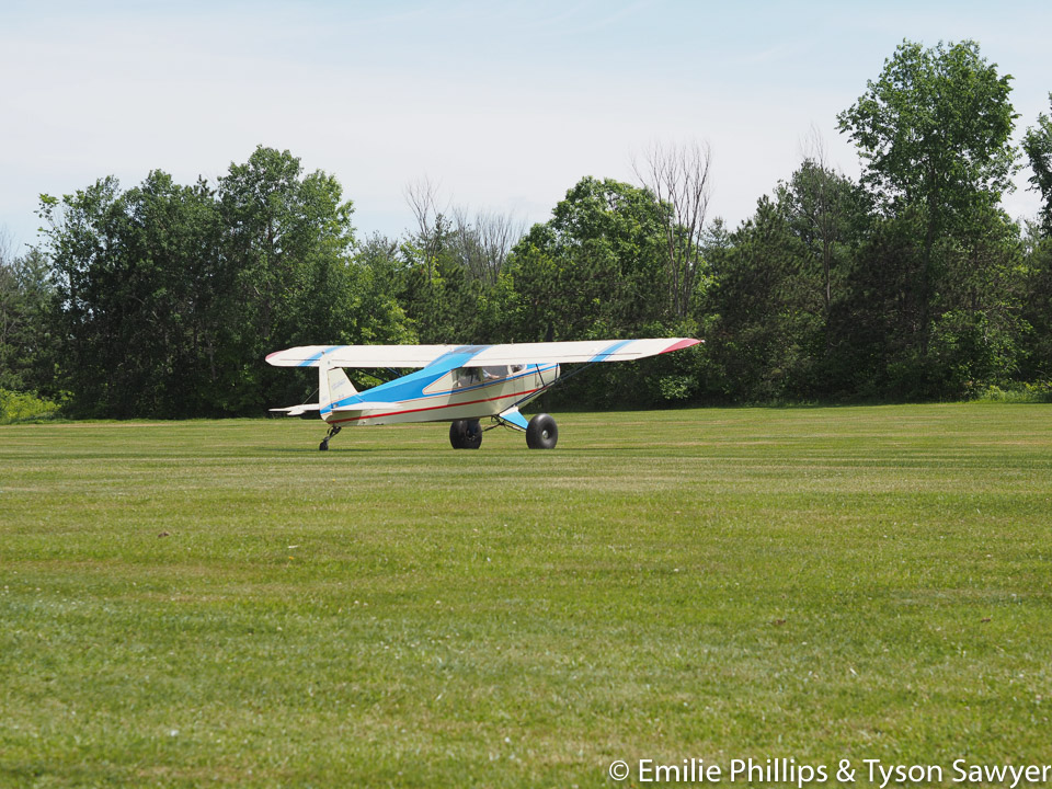 Parlin and Cubcrafters northeast STOL competition – A Family